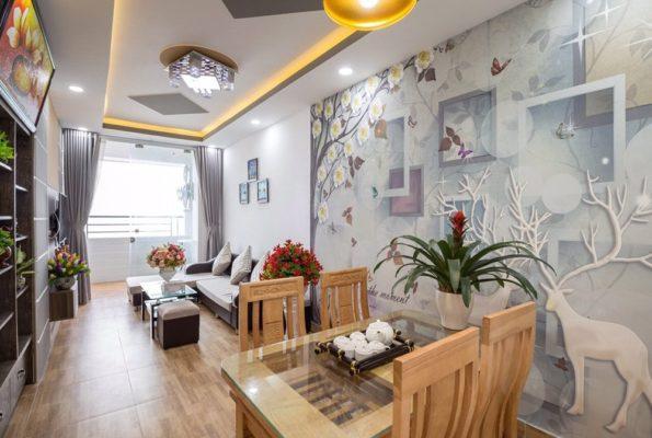 Hình ảnh căn hộ khách sạn Nha Trang