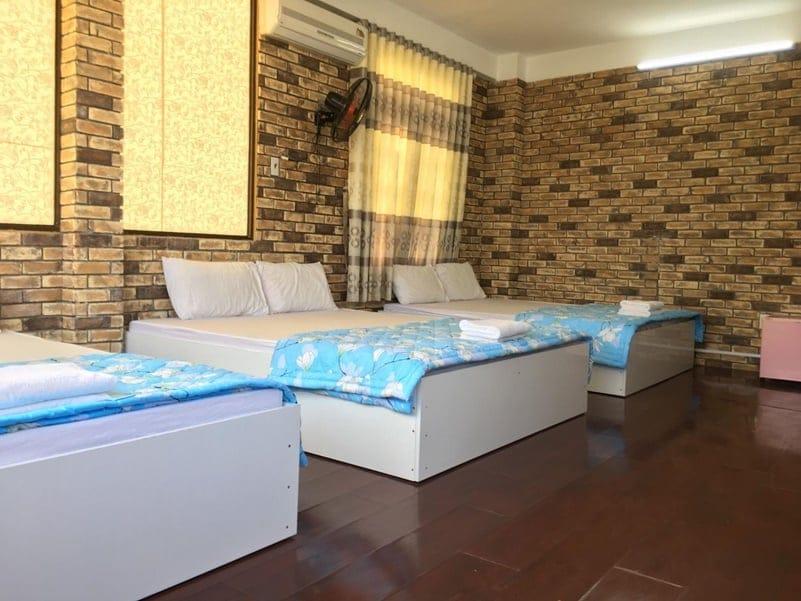 Phòng đôi khách sạn Nha Trang