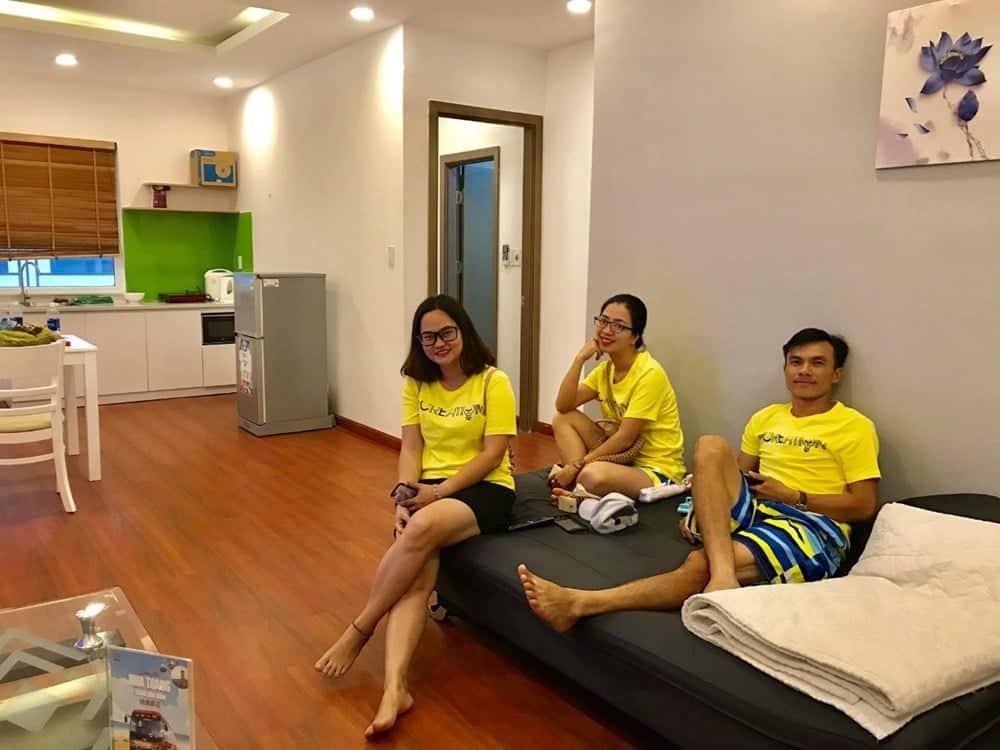 Kỳ nghỉ thú vị cùng bạn bè và người thân tại căn hộ khách sạn Nha Trang