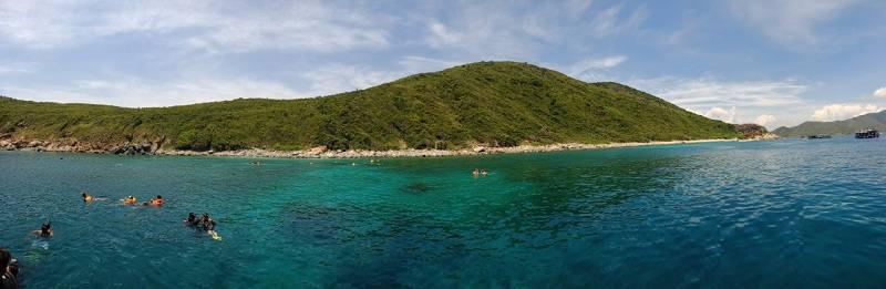 Đảo Hòn Mun thiên đường của San Hô