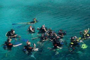 Lặn Biển tại Hòn Mun
