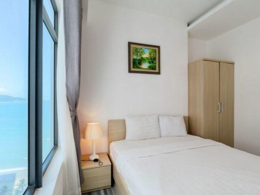 Phòng ngủ căn hộ tiêu chuẩn