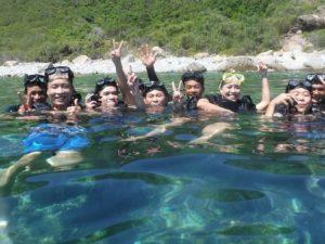Trải nghiệm lặn biển Hòn Mun
