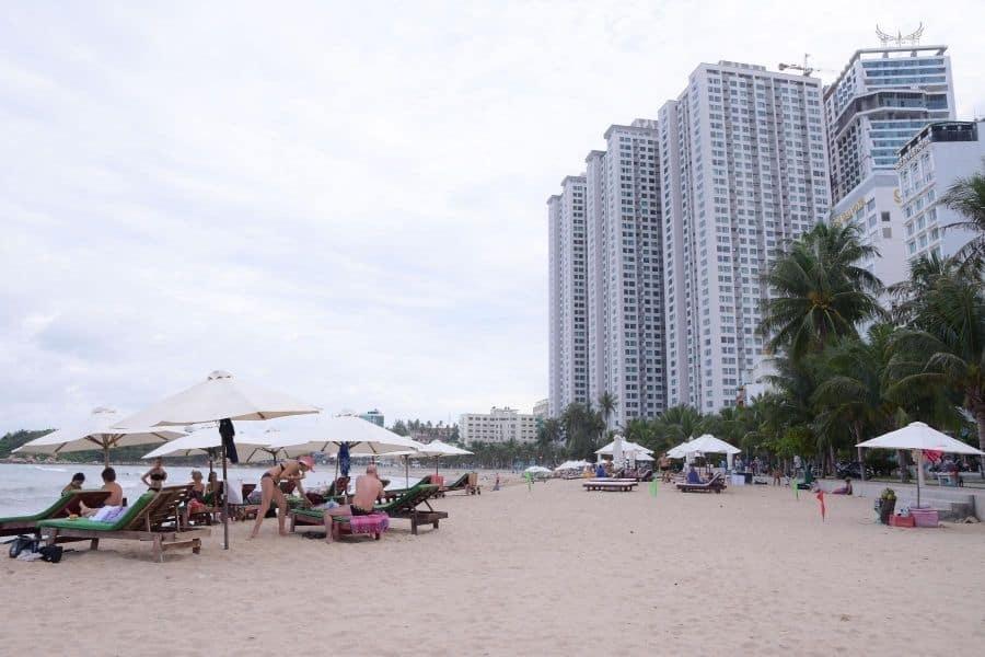Bãi biển Nha Trang Tp Nha Trang Khánh Hòa