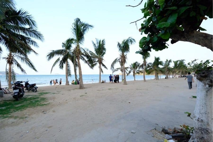 Công viên bãi biển Nha Trang