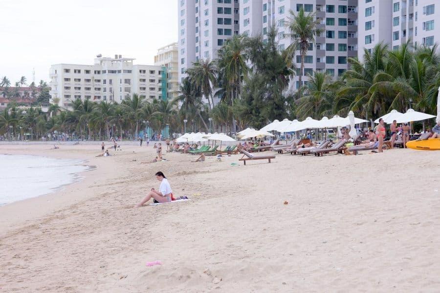Giới thiệu về bãi biển Nha Trang