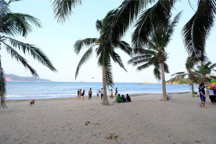 Khu vực giải trí bãi biển Nha Trang